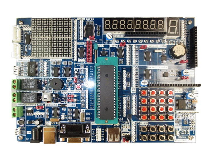51/ARM/AVR Development Kit
