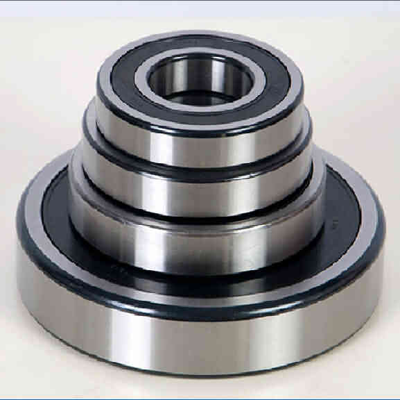 Sealed-type Deep Groove Ball Bearings - 600-2RS Series
