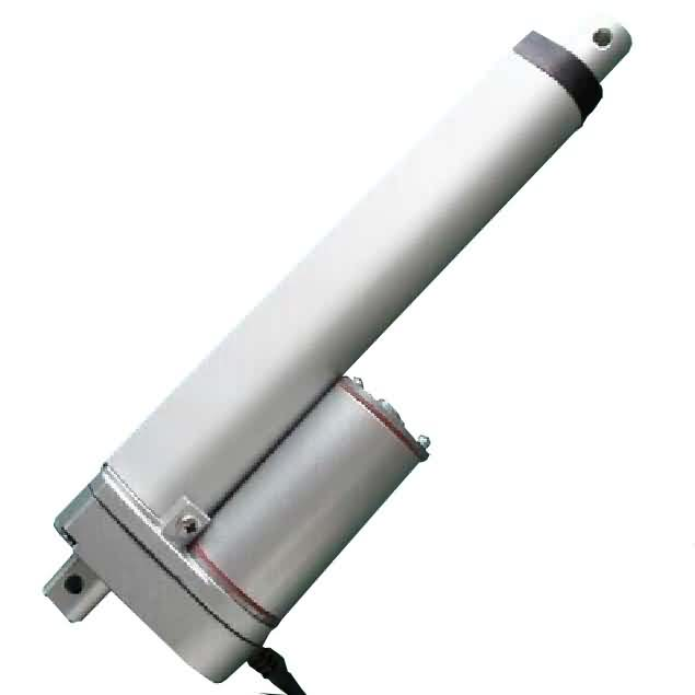 12VDC Linear Actuator - Stroke: 200mm / Speed: 5~90mm/s