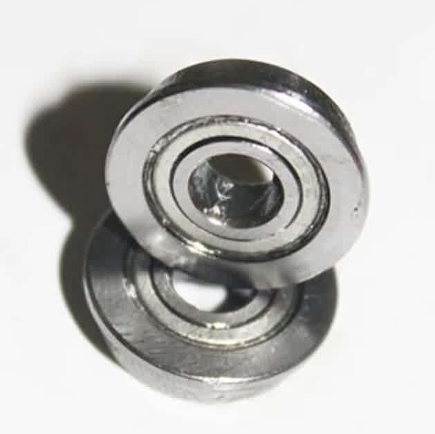 Flanged Ball Bearing - MF52ZZ