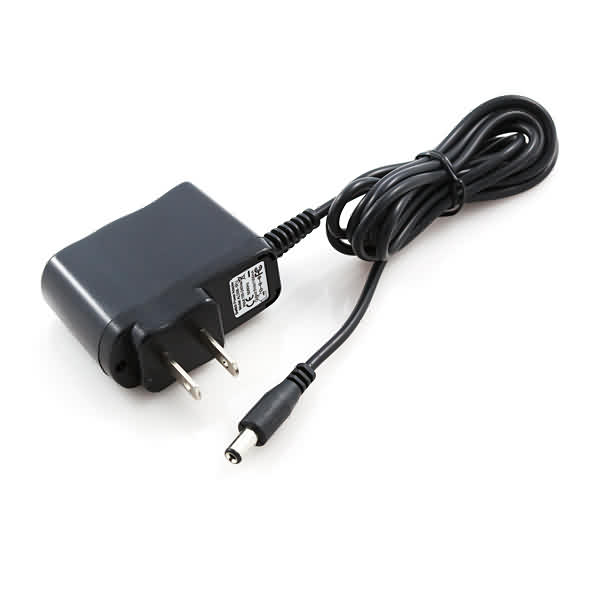 DC Plug Power Switch Adaptor / Input:  110 - 240VAC