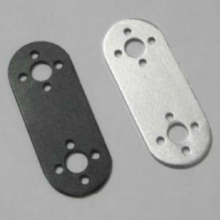 Straight-Oval Shape Servo Bracket