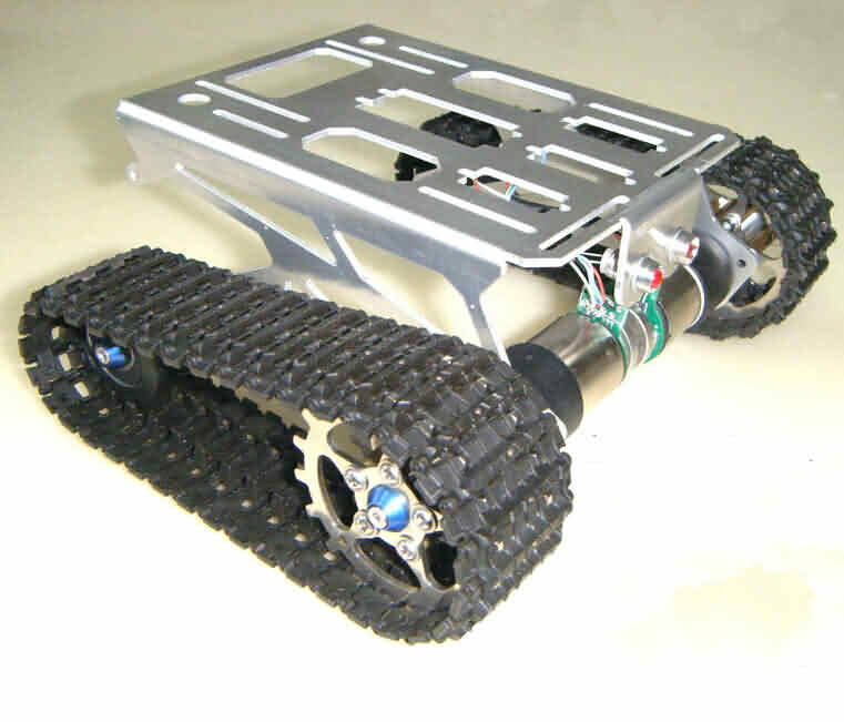 Robotic Crawler Mobile Base