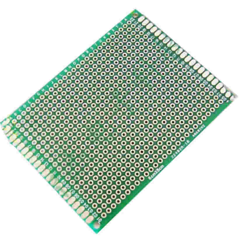 Prototype PCB - 60 x 80mm / Pitch: 2.54mm