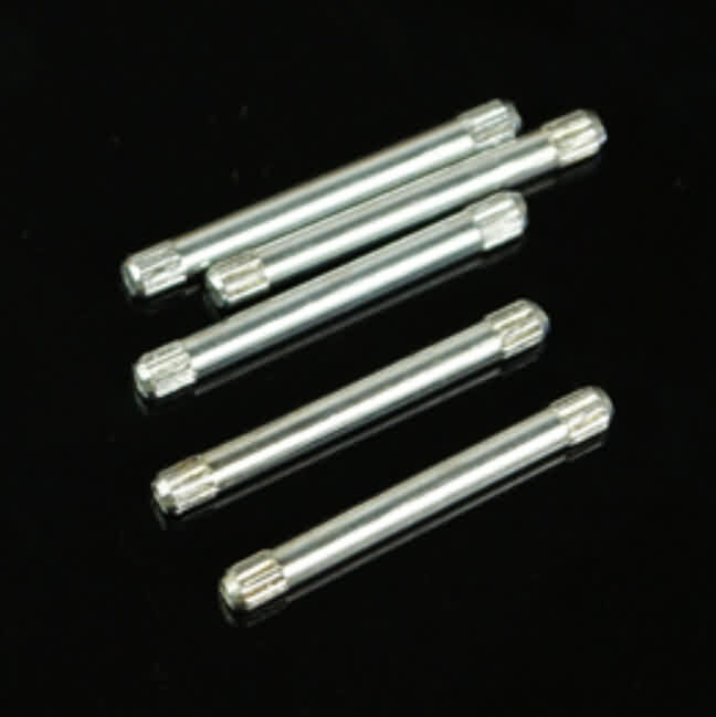 Metal Shafts - Threads on both ends/D: 2mm