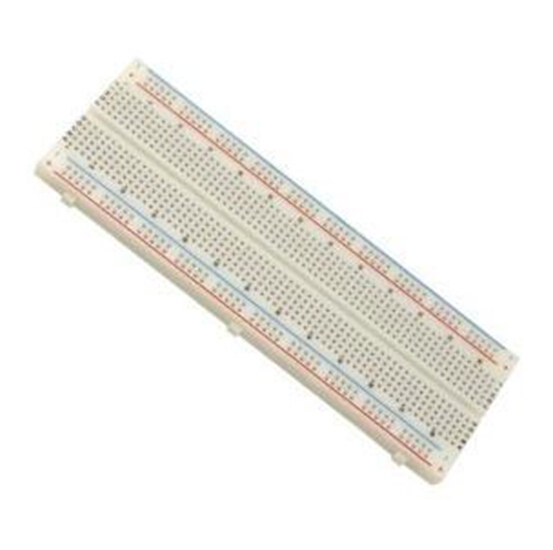 830 Tie-point Solderless Breadboard