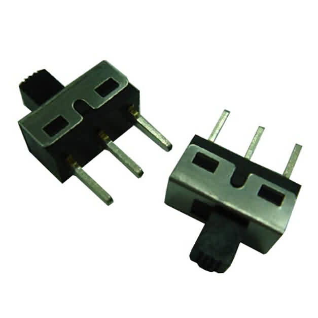 Mini Slide Switch: 3-Pin / SPDT / 300mA