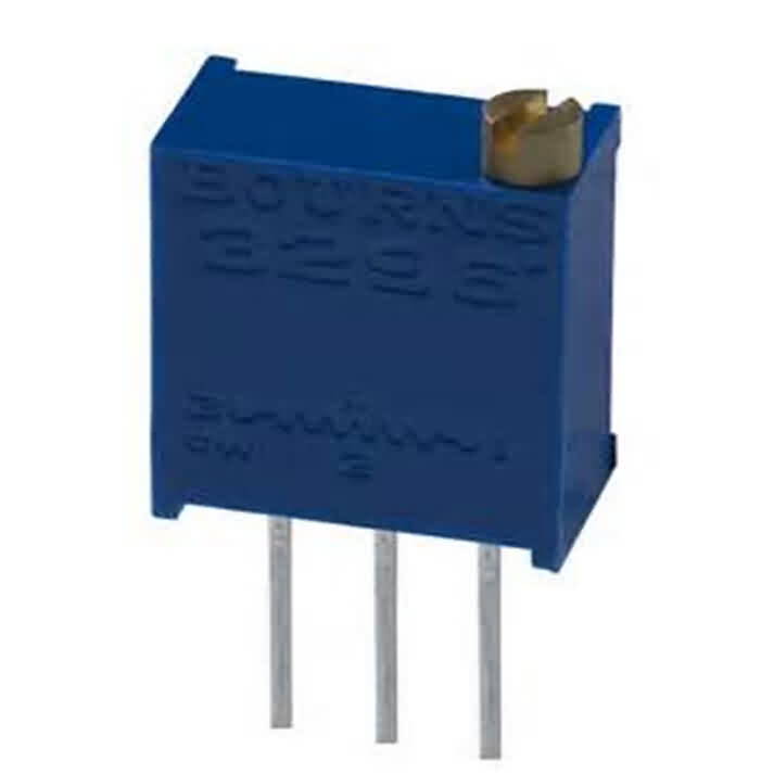 Square Trimming Potentiometer - 3296W Series