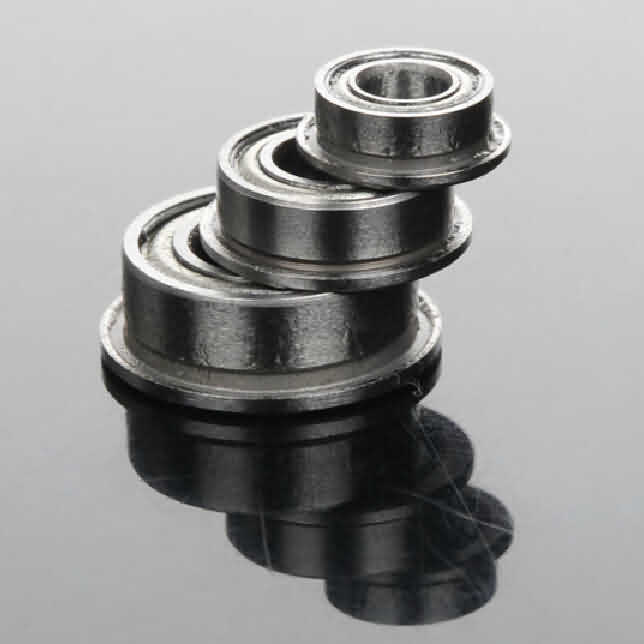Flanged Ball Bearing - MF63ZZ