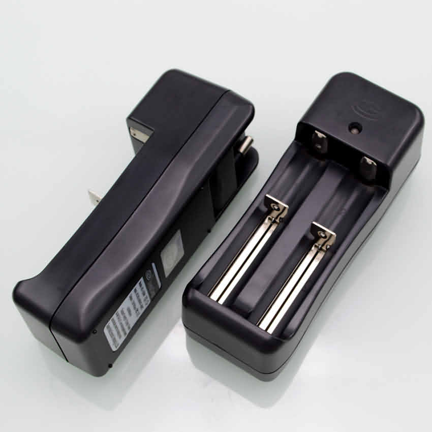 2-slot Lithium Battery Charger