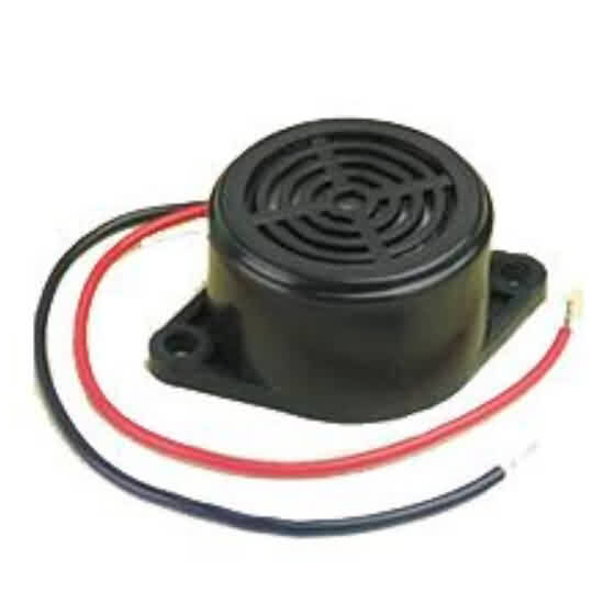 DC Active Mechanical Buzzer - 26.4 * 17.6mm