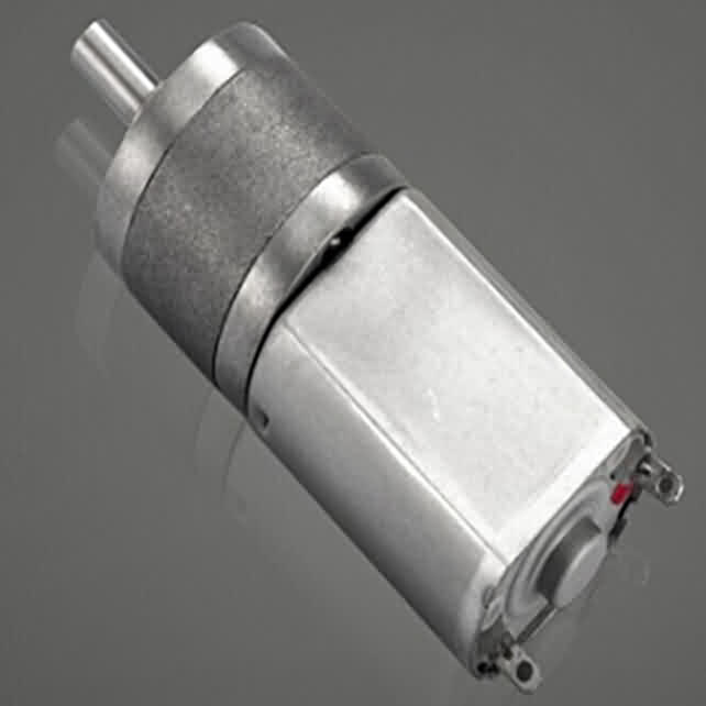 GM20 Gear DC Motor - 41 * 20 * 20mm / 4mm Output Shaft