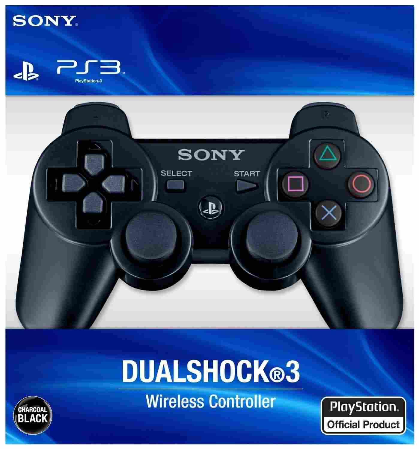 2.4G Dual Shock Wireless Controller(PS3)