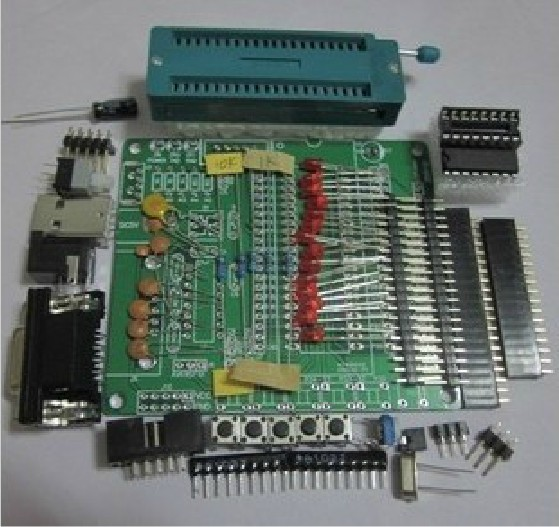 STC89C52 Development Kit