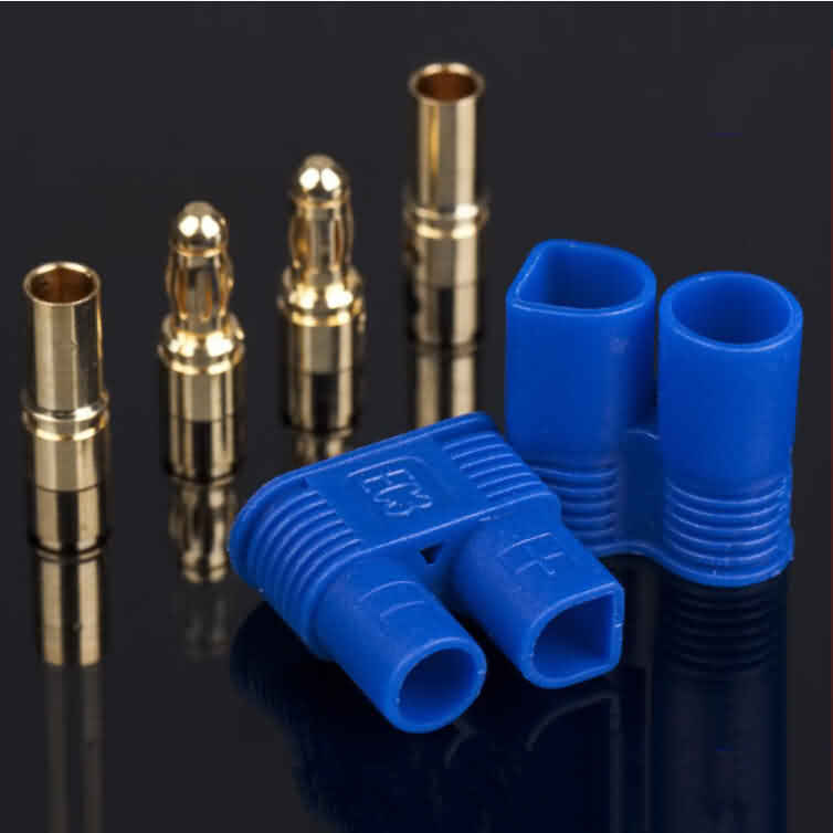 EC2 / EC3 / EC5 Connectors for High Power Applications