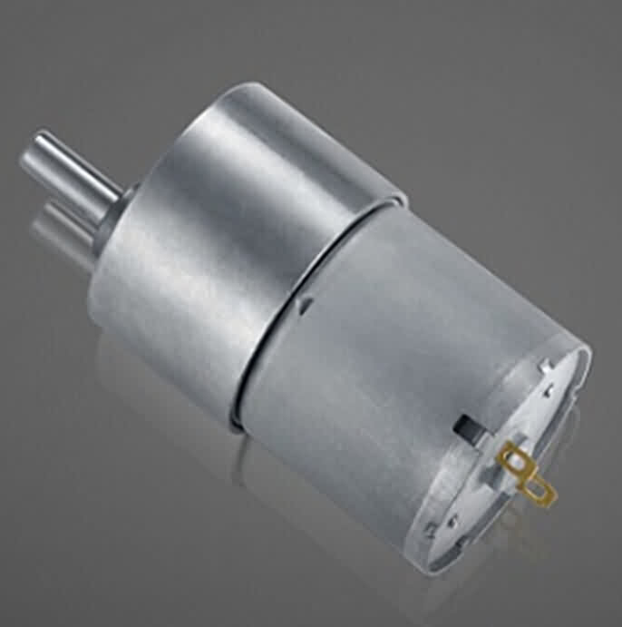 GM37 Gear DC Motor - 30.8+L * 34.5/37mm / 6mm Output Shaft