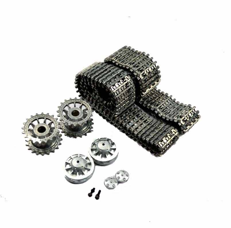 Full Metal Sproket Wheel and Track Kit