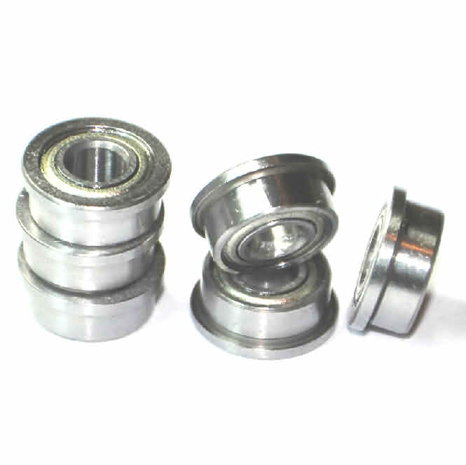 Flanged Ball Bearing - MF85ZZ