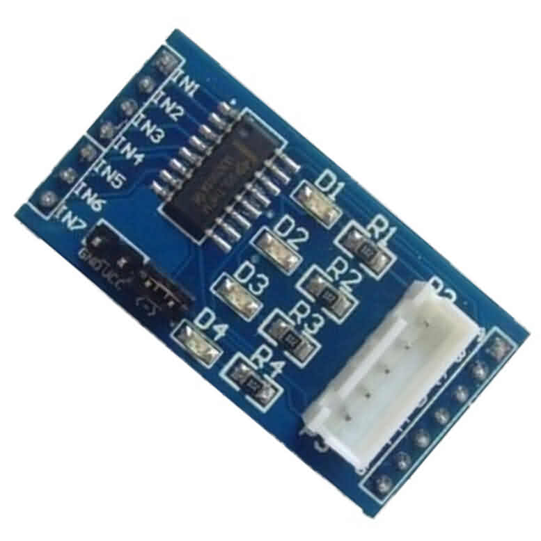 Mini Stepper Motor Drive - 500mA