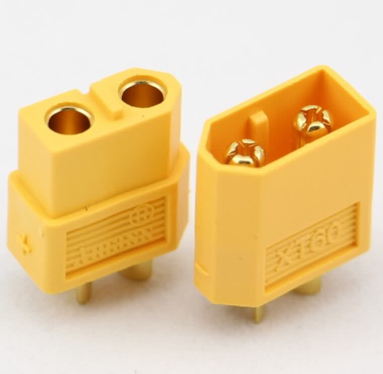 XT60 / XT30 Connector Male-Female Pair