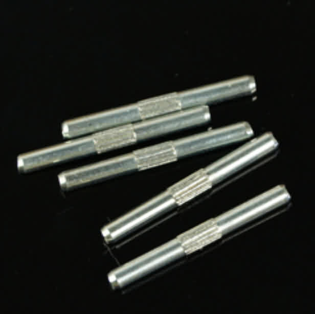 Metal Shafts - Threads in the Middle/D: 2mm