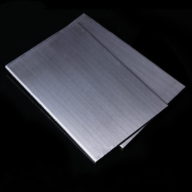 SAE 304 Stainless Steel Sheet - Thickness: 1.0~3.0mm