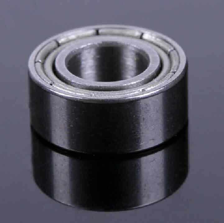 Shielded-type Deep Groove Ball Bearings - 600ZZ Series
