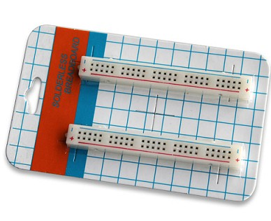 100 Tie-point Solderless Breadboard