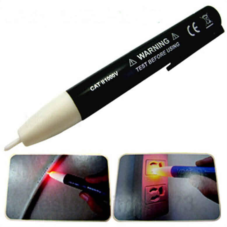 None Contact AC Voltage Detector