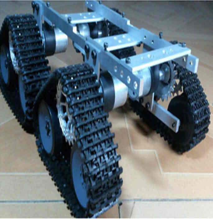 Robotic Crawler Mobile Base Kit