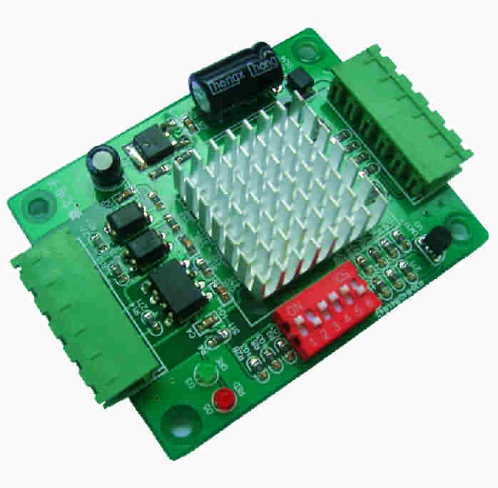 Mini Stepper Motor Drive - 2A