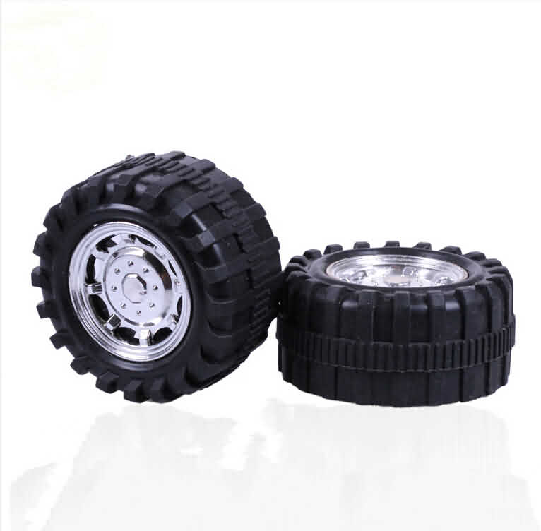 Plastic Wheel OD: 38 / 45 / 58 / 79mm