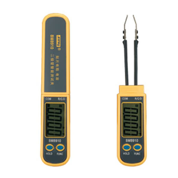Battery-operated Smart SMD Tester