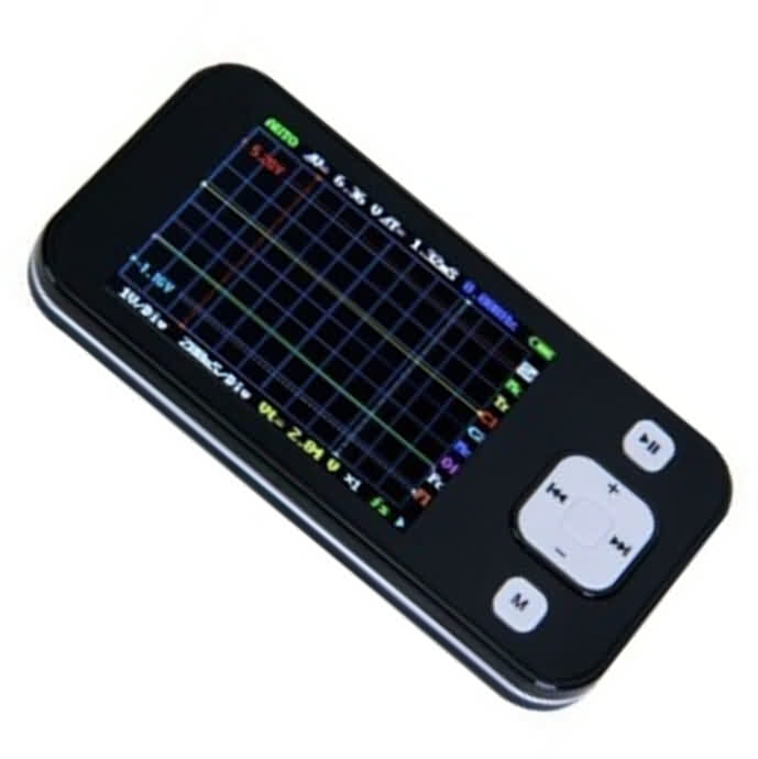 Full Functional Pocket Digital Oscilloscope