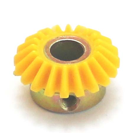 Plastic Straight Bevel Gear M: 1.25
