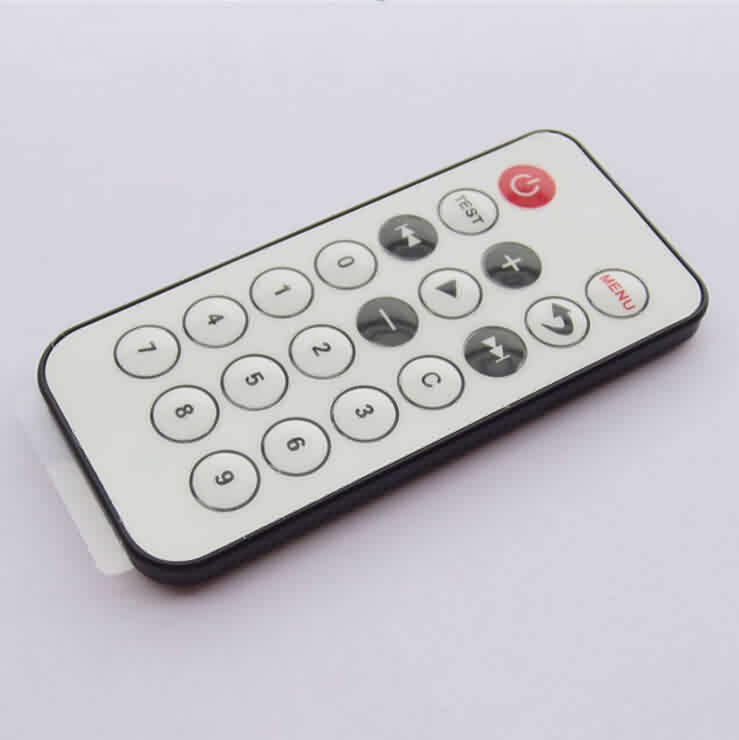 20 Key Multi-purpose IR Remote Control