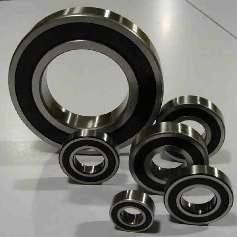 Sealed-type Deep Groove Ball Bearings - 6000-2RS Series