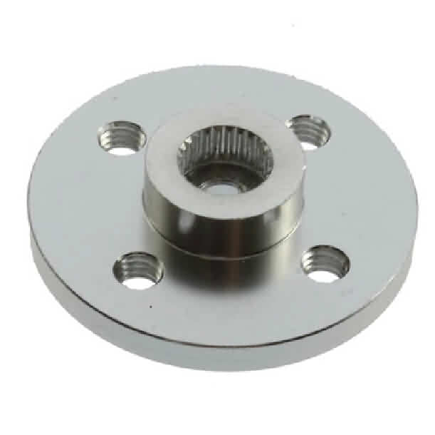 23/24/25T Disc-shape Metal Servo Horn