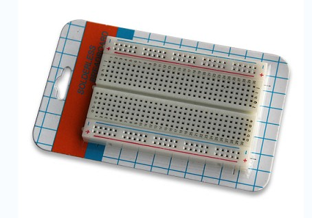 400 Tie-point Solderless Breadboard